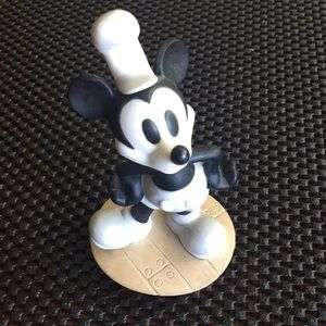 Micky Mouse figurine, porcelain